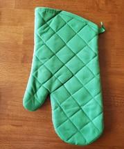 Christmas Kitchen Linen Set 5pc Towels Mitt Pot Holders Snowman Blue Holiday image 5