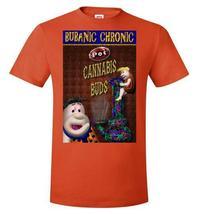 Cannabis Buds          Hanes Nano-T T-Shirt - $24.95+