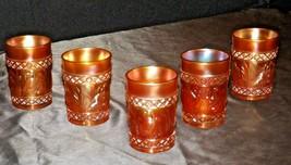 Set of Tumblers (*5) AA20-2326 Vintage