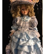 collectible memories genuine porcelain doll - $89.09