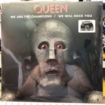"""Queen We Are The Champions We Will Rock You 12"""" RSD 2017 Double A Side S... - £19.50 GBP"""