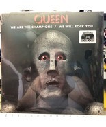 """Queen We Are The Champions We Will Rock You 12"""" RSD 2017 Double A Side S... - £19.26 GBP"""