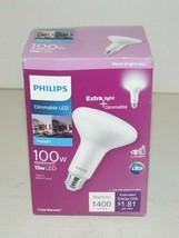 Philips 100W 15W LED DAYLIGHT FLOOD LIGHT 1400 LUMENS - FREE SHIPPING - $17.81