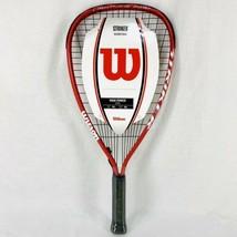 """Wilson Striker Racquetball3 5/8"""" Racket Lightweight Aluminum High Power... - $28.50"""