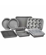 NEW Circulon Symmetry 10-piece Bakeware Set FREE SHIPPING (Brown) - $109.99