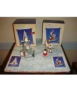 Hallmark 2003 Frosty Friends Series & 2004 Winterfest Frosty Friends Orn... - $49.99