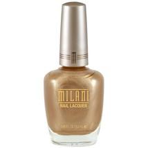 Milani Nail Lacquer, 12A Signature Gold  - $9.41