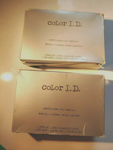 Lot Of 2 New Mary kay Color I.D Color Edition Refill Pages 6859  New In Box - $14.95