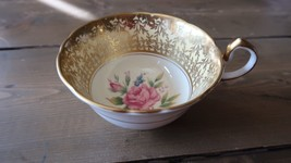 Rare Aynsley Flower Teacup Great Condition image 2