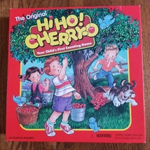 Hi Ho Cherry O First Counting Game 1994 Parker Brothers #44703 Complete Excellen - $15.00