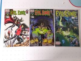 Evil Ernie V2 2, 4, & 10 Chaos Comics VF - $9.00
