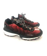 $150 Dada Supreme Red Black Ombre Running Sneakers Mens Size 8.5 | 289 - $75.91