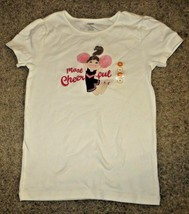 NWT Gymboree Homecoming Kitty Most Cheerful Shirt Top Size 10 - $25.10