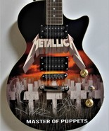 Metallica - Band Autographed Electric Guitar - $2,600.00