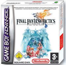 Final Fantasy Tactics Advance (Nintendo Game Boy Advance, 2003) - $10.91