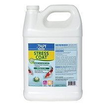 API POND STRESS COAT Pond Water Conditioner 1-Gallon Bottle - $1.102,82 MXN