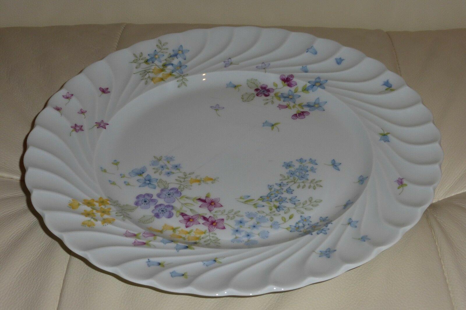 """Haviland Limoges Prairie 10 3/8"""" Dinner Plate - $39.00"""