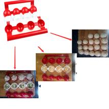 Meatballs Fish Balls Kitchen Homemade Stuffed Meatballs Maker Home Cooki... - £7.76 GBP