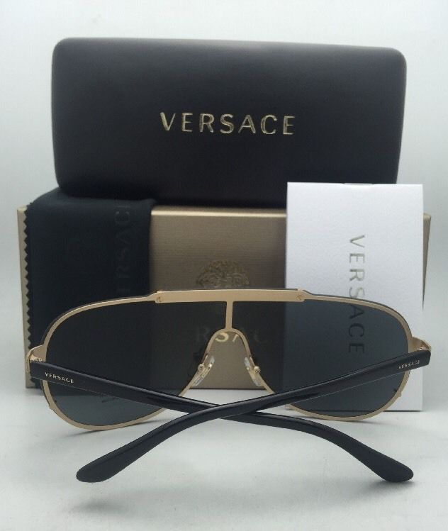 27b4869bbad New VERSACE Sunglasses VE 2140 1000 6G and 23 similar items. 57