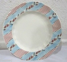 Johnson Brothers Farmhouse Shabby Chic Silly Stripe Salad Plates Set of 4  - $34.99