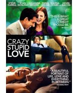 Crazy, Stupid, Love. (DVD, 2011) - $6.00