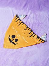 Trick or Treat,Halloween Print Pet Bandana,Dog bandanas, Cat bandanas,Pet gifts - $13.60