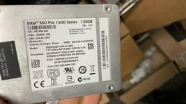 HP Intel SSD Pro 1500 Series 120GB SATA SSD H87806-200 SSDSC2BF120A4H H8... - $52.46