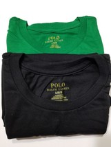 Polo Ralph Lauren - 2 Shirts - Classic Fit Crew Neck T Shirts - Large - 2 Colors - $14.85