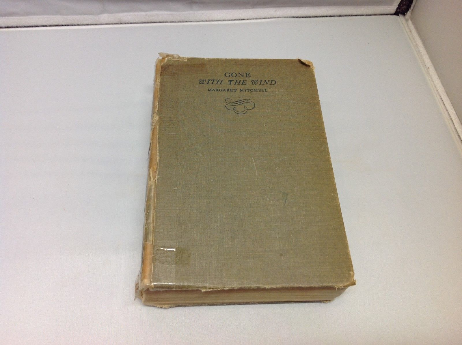 Antique 1st Edition Gone With The Wind by Margaret Mitchell
