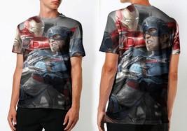 captain-america-civil-war Tee Men - $23.90