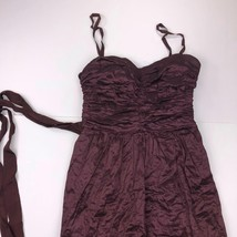 BCBG Maxazria Women's Small Purple Sun Dress - $32.65