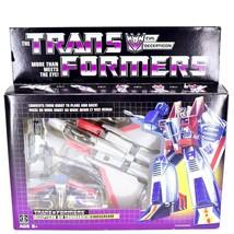 Hasbro E2054 Transformers Decepticon Air Commander Starscream Reissue - $44.54