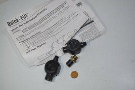 MSA Quick-Fill Gauge Line Male Adapter Kit Parts Part# 495172 - $140.64