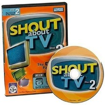 Shout About TV Disc 2, Excellent Toys And Games - $9.89