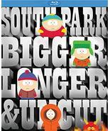 South Park: Bigger, Longer & Uncut [Blu-ray] - $5.95