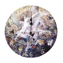 Revelation Wall Clock By Sheila Wolk - $23.99