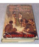 The Camp Fire Girls in the Maine Woods 1916 Book Hildegard Frey DJ HC - $39.95