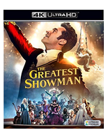 The Greatest Showman (4K Ultra HD+Blu-ray, 2018) - $15.95