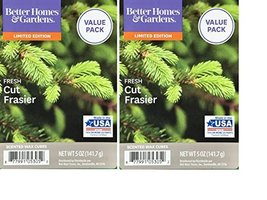 Better Homes and Gardens Fresh Cut Frasier Scented Wax Cubes 5oz - 2-Pack - $19.58