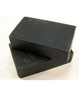 The Earth Diva African Black Bar Soap Activated Charcoal with Shea Cold ... - $6.00