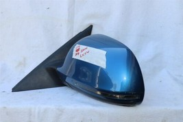 09 Audi A4 Sedan Sideview Power Door Wing Mirror Driver Left - LH image 2