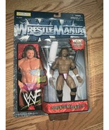 Wrestlemania WWF WWE XV 15 Val Venis Superstars Series 7 Figure New Card Jakks - $17.82