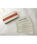 Vintage SPOT A PLANE WWII Board Game Danger Flash Replacement Deck 29 Cards - $19.79