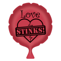 "Valentines Party Supplies Love Stinks! Whoopee Cushion 8"" - 6 Pack (1/Pkg) - $23.95"