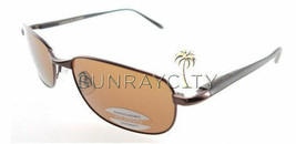 Serengeti Avena Espresso / Polarized Driver Sunglasses 7385 - $177.21