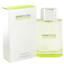 Kenneth Cole Reaction Eau De Toilette Spray 3.4 Oz For Men  - $52.81