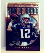 2004 Topps Chrome Tom Brady Super Bowl XXXVII Ring Of Honor #RH-38 Footb... - $14.99