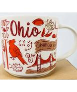 Starbucks 2018 Ohio Been There Collection Coffee Mug NEW IN BOX - $43.84