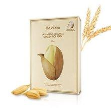 JMsolution Lacto Saccharomyces Golden Rice Mask (28ml x 10pcs)