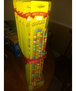 World's Biggest SOUR Candy Necklace! Lot of 21 - $38.70